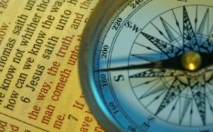 My Compass, His Word