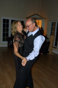 Dancing time with John